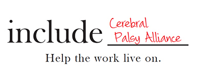 Include Cerebral Palsy Alliance. Help the work live on.