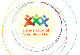 International_Volunteer_Day_Logo