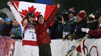 Sochi Champion Pays Tribute to Brother with Cerebral Palsy