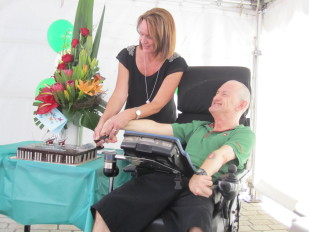 Liverpool Community Access Service celebrates 20 years of supporting adults with cerebral palsy