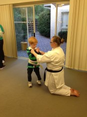 Karate Program for Newcastle Residents with a Disability