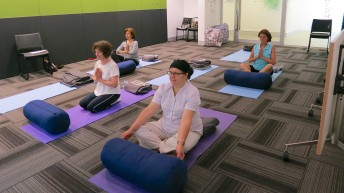 Accessible Yoga Programs