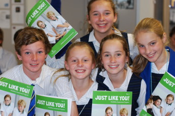 Primary schools from Canterbury region lining up for award-winning disability awareness program