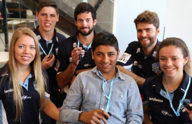 Cricket NSW Forms Partnership with Cerebral Palsy Alliance