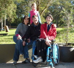 Disability Blogger Up for National Award
