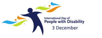 Logo - International Day of People with Disability - 3 December