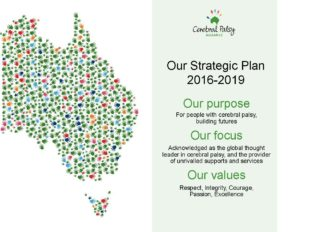 Our Strategic Plan 2016 to 2019