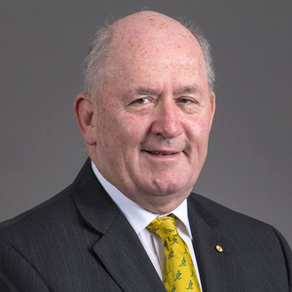 His Excellency General the Honourable Sir Peter Cosgrove AK MC (Retd) headshot